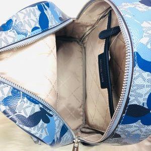 Michael Kors Bags - 3PCS Michael Kors Abbey Butterflies Backpack Set